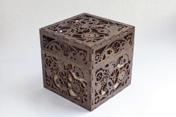Dėžutė kubas